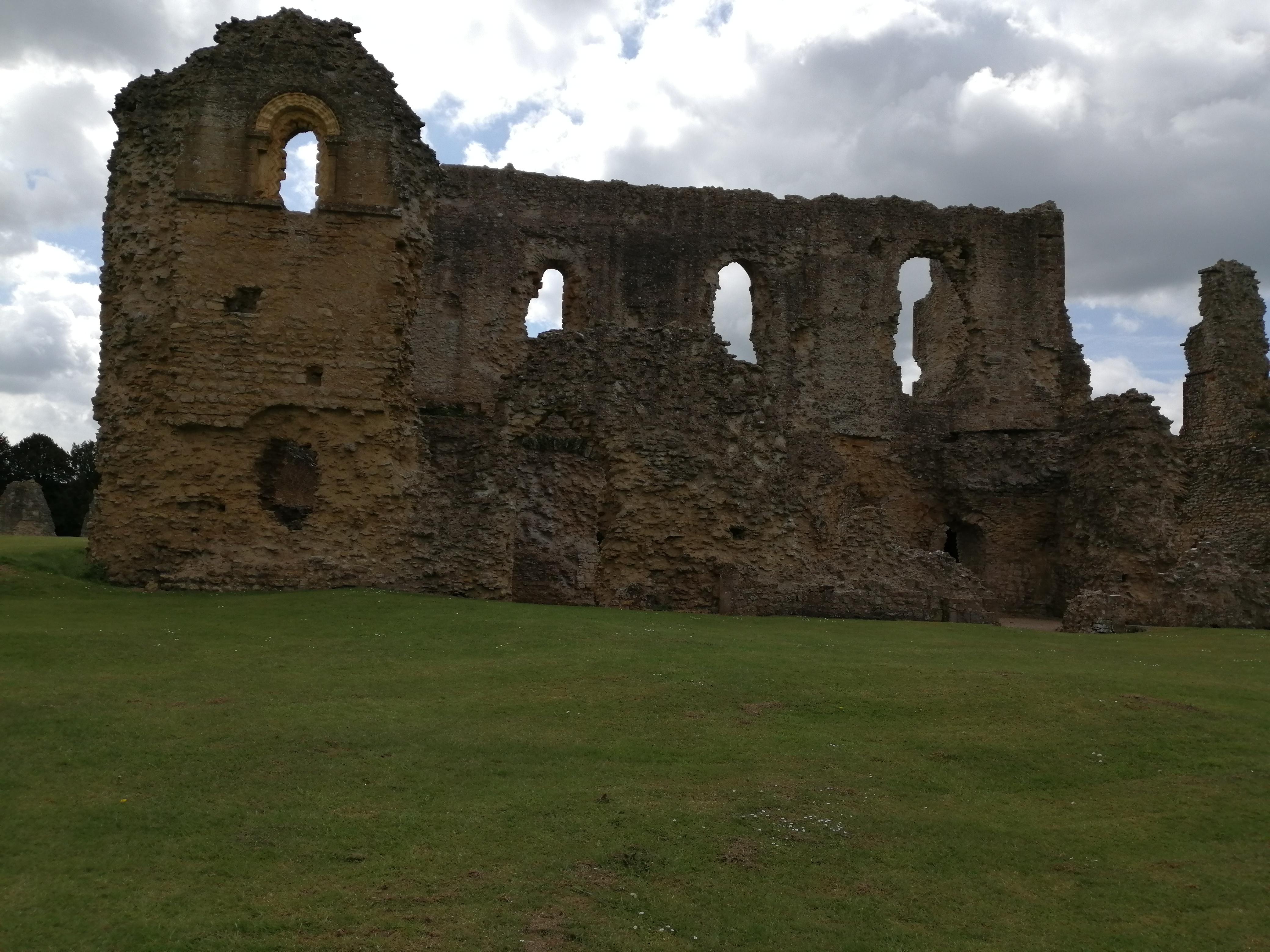 Chapel, Sherborne Old Castle